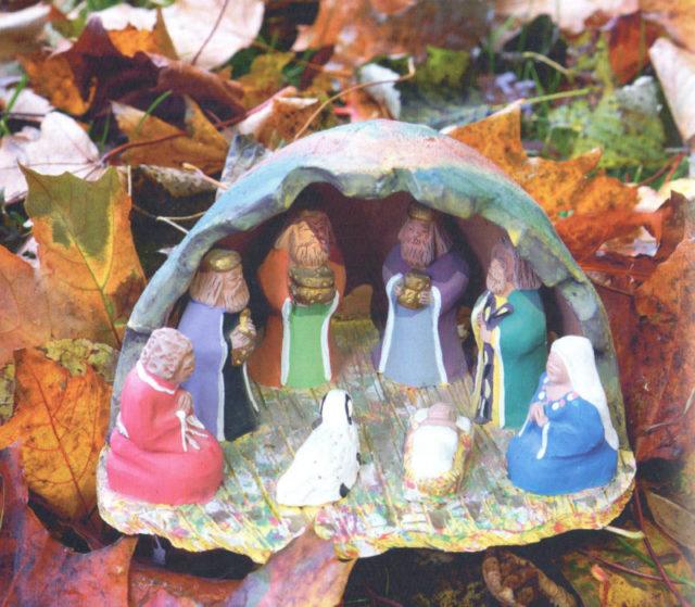 Familjegudstjänst med julspel 8 december kl 16