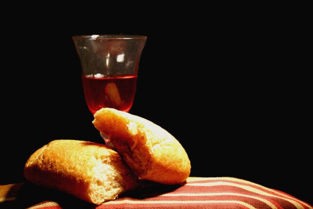 Vin och bröd - för dig utgivet